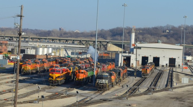 Kansas City Star calls for BNSF and EPA to act on citizen report of diesel exhaust air pollution from the Argentine Rail Yard
